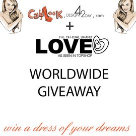 WIN A DRESS OF YOUR DREAMS!