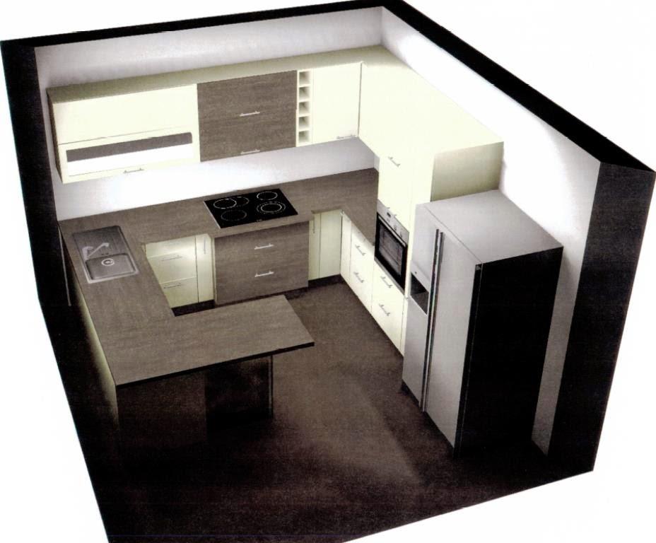 Bautagebuch von Sabrina & Frank: Das zweite Angebot für unsere Küche