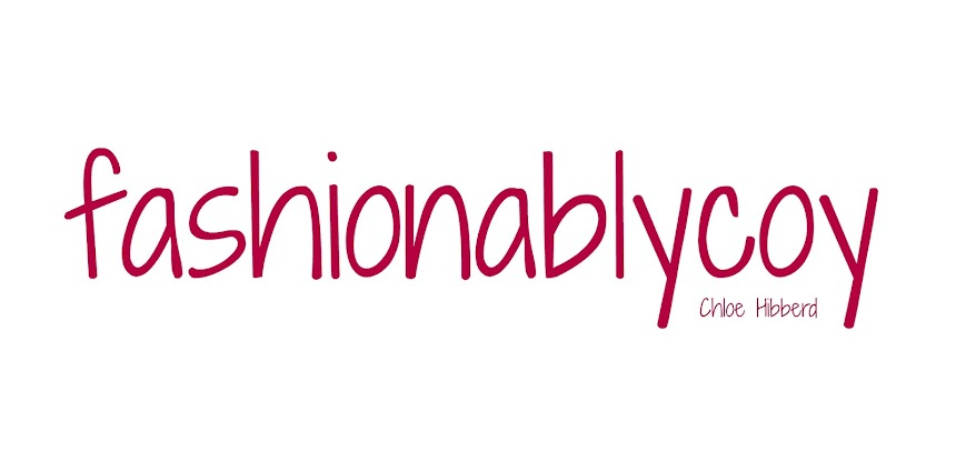 Fashionablycoy