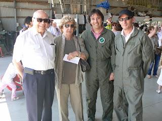 Joaquim Bellmunt, Paquita Sainz, Daniel V. González i Rafa Molina.