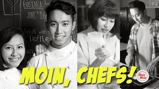chef putri miranti chef yuda bustara