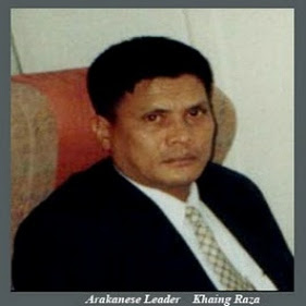 leader mr.khaingraza