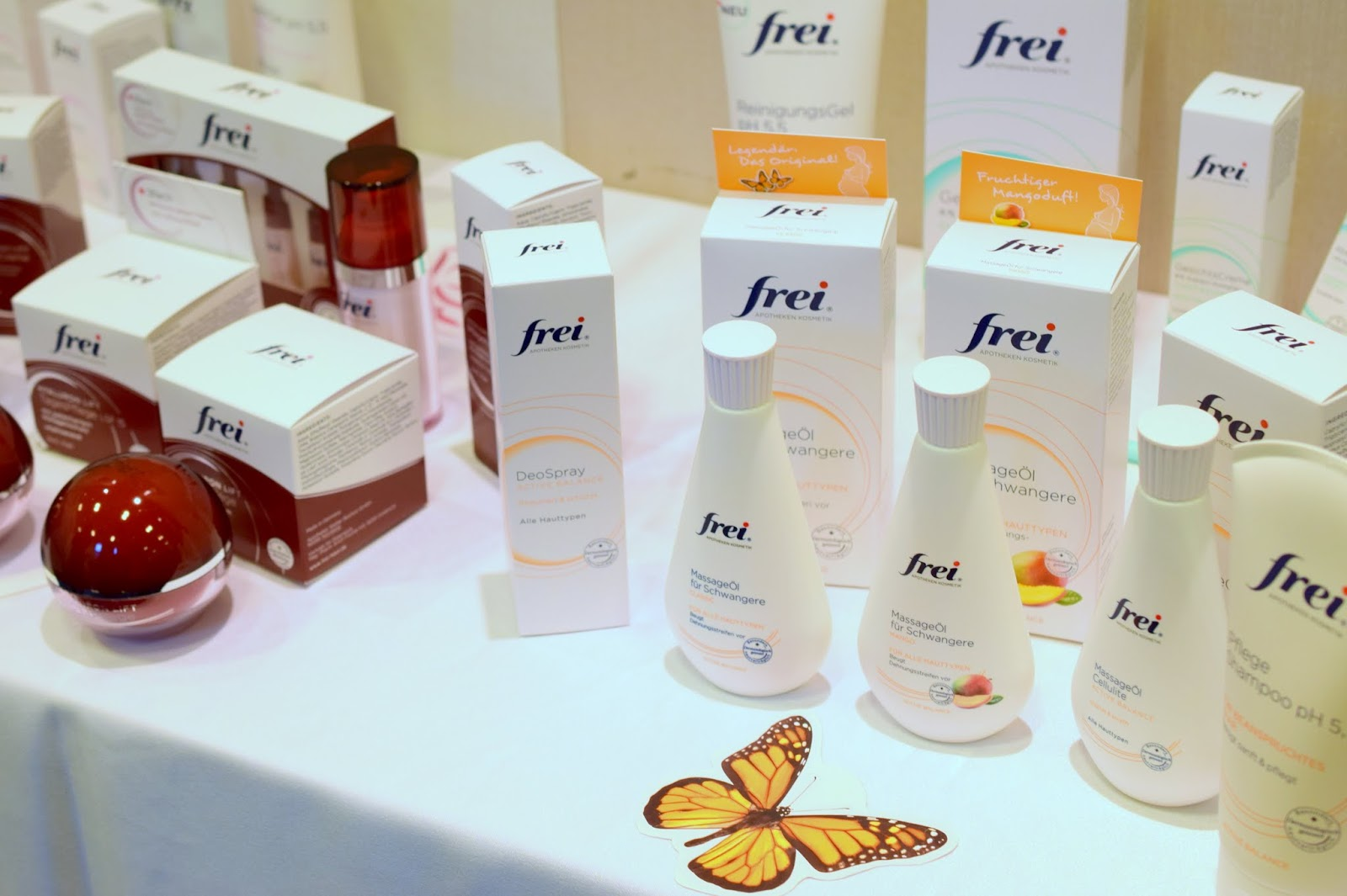 Beautypress Bloggerevent Juni 2015: Frei