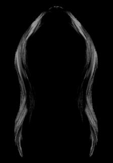 hair in format random girly