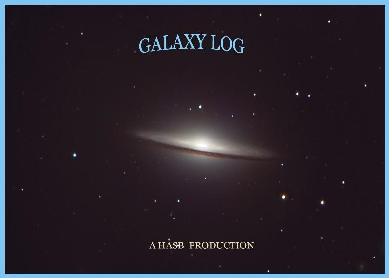 Galaxy Log