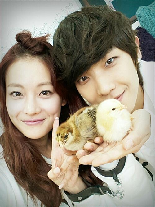 Joon-Seo Couple