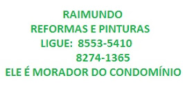 REFORMAS E PINTURA
