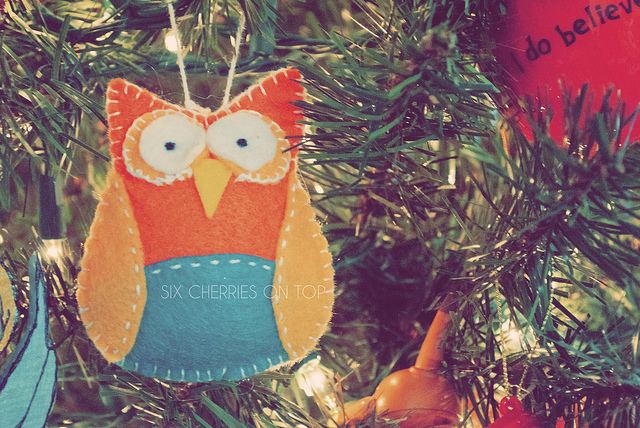 Krisztina Williams: Fabulous Felted DIY Ornaments