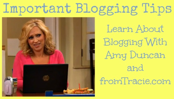Important Blogging Tips From Good Luck Charlie