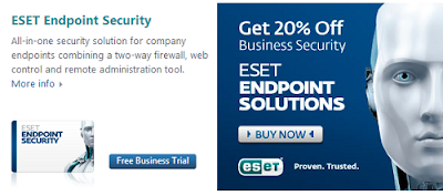 ESET Endpoint Business Antivirus All-in-one Security Solution