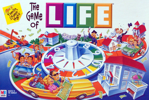 Life game Destins jeu