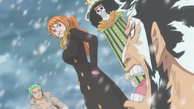 One Piece Episode 595 Subtitle Indonesia