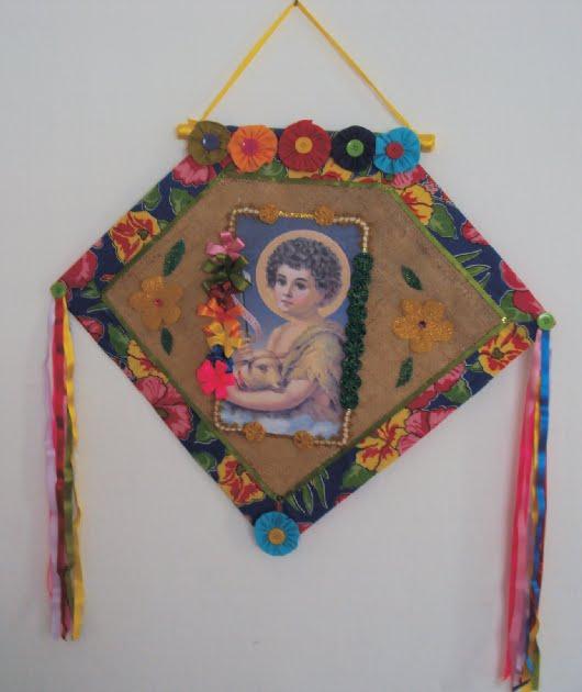 Artesanato Indigena Loja Virtual ~ Artesanato Junino 2011 Luartes