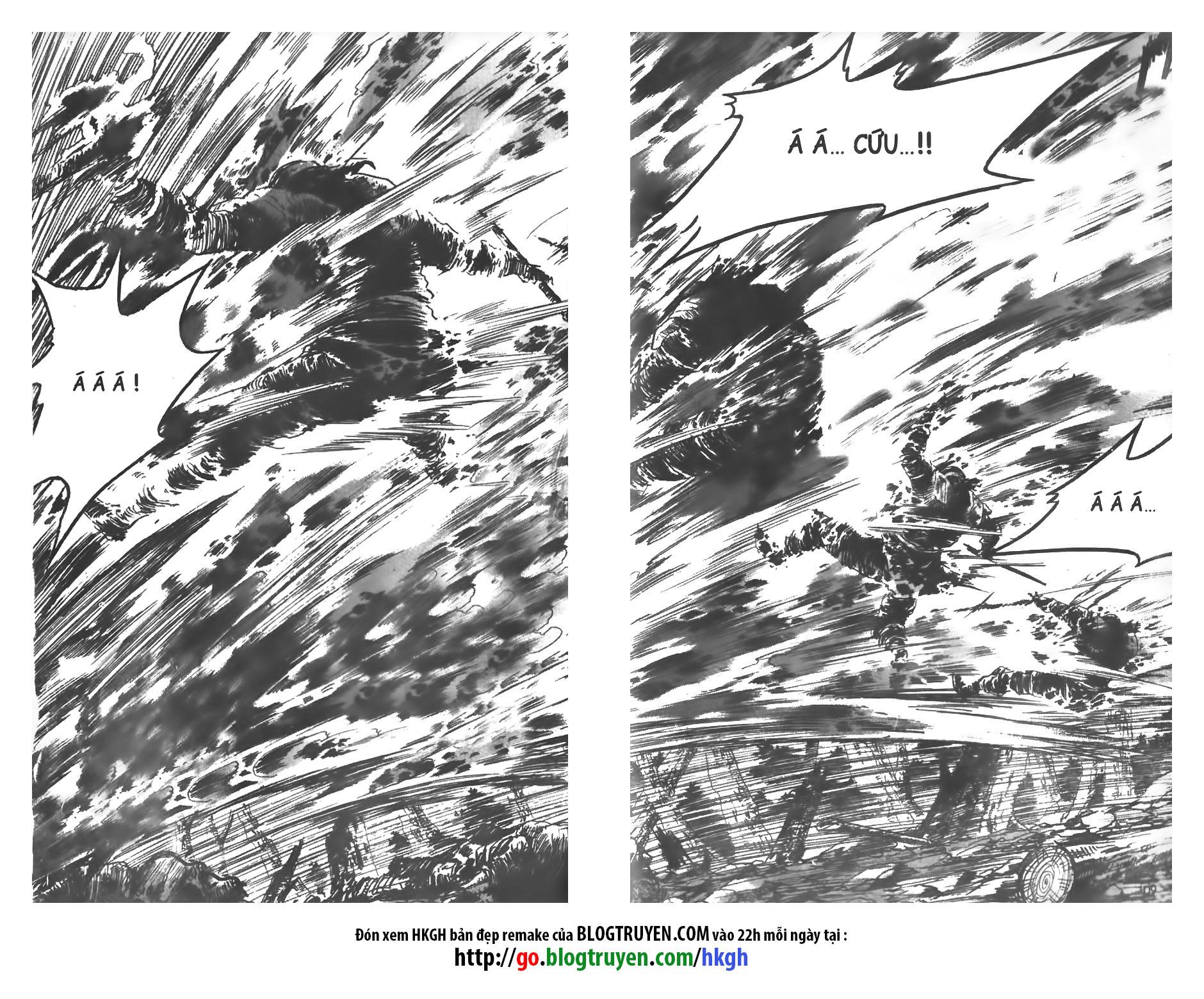 Hiệp Khách Giang Hồ - Hiệp Khách Giang Hồ Chap 261 - Pic 10