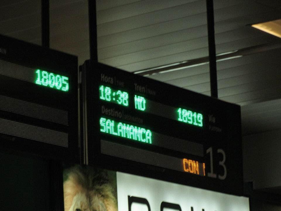 Viajar a Salamanca