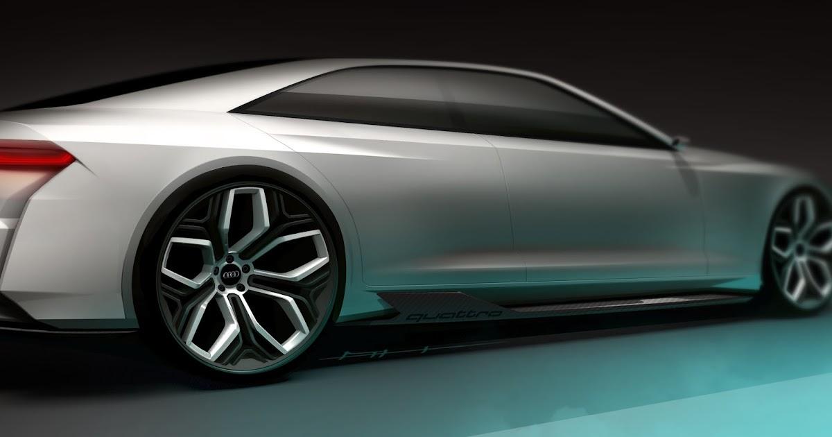 No Country 4 Old Styles Audi Aero Sedan Concept