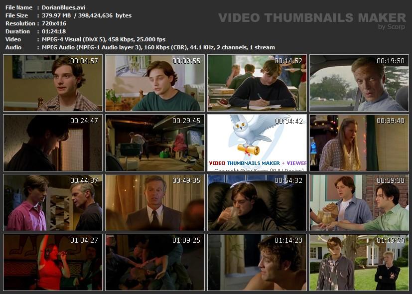 (Gay Movie) Dorian Blues 2004 | Gay Movie/Film Theme