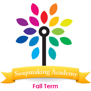 Online Soapmaking Academy - Fall Term