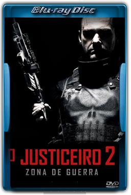 O Justiceiro - Em Zona de Guerra Torrent dublado