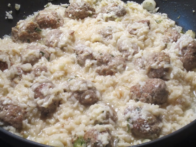 Jelly meatballs and rice in . - Cook and Post