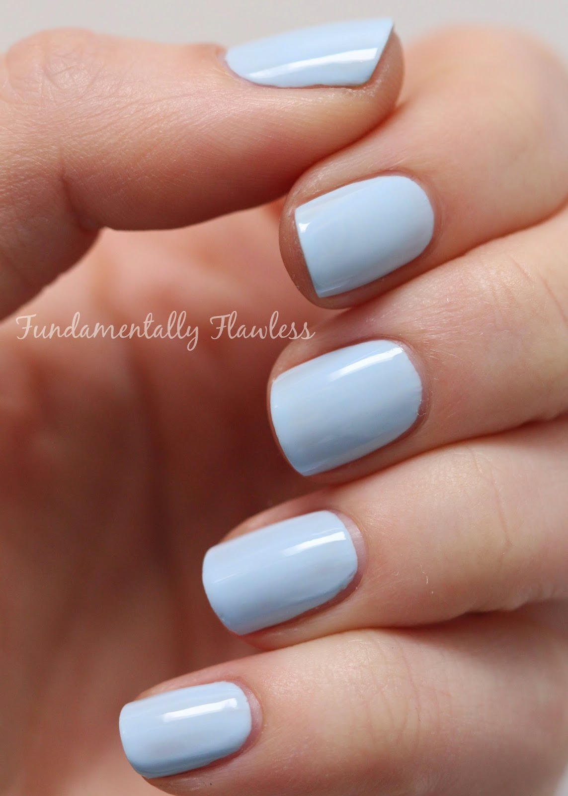 Models Own Powder Blue Hypergel swatch