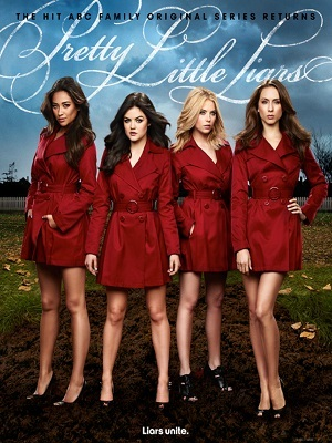 Série Pretty Little Liars (Maldosas) - 4ª Temporada 2013 Torrent