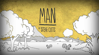 Man by Steve Cutts - Animation