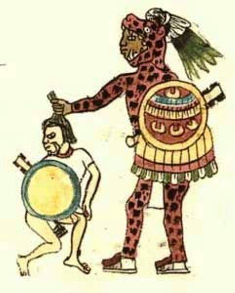 Guerreros que realmente existieron  en la Civilización Azteca JaguarV