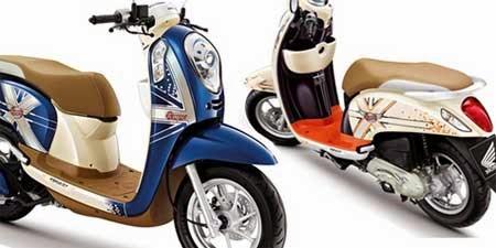 Honda Scoopy FI Terbaru