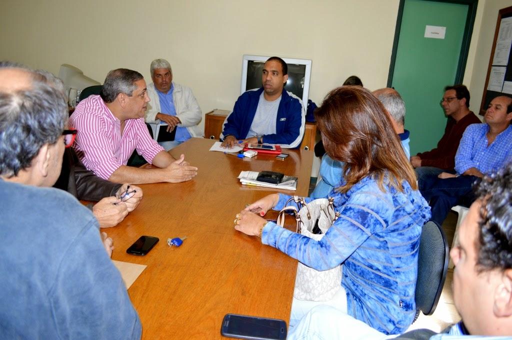 Equipe Organizadora prepara a programação da 31ª Feport, que acontecerá de 6 a 9 de novembro