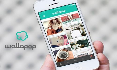 Wallapop compra de produtos novos e usados.