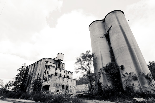 Portland Cement Ohio : Theresa s haunted history of the tri state ironton