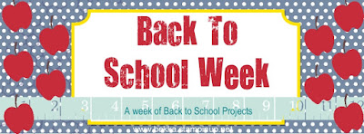 Back to School Week Starts 12 August - 7 days, 7 Projects, 7 Videos - check it out here