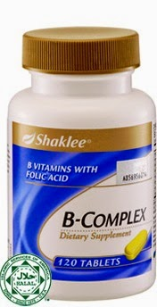 Vitamin B bantu tambah berat badan