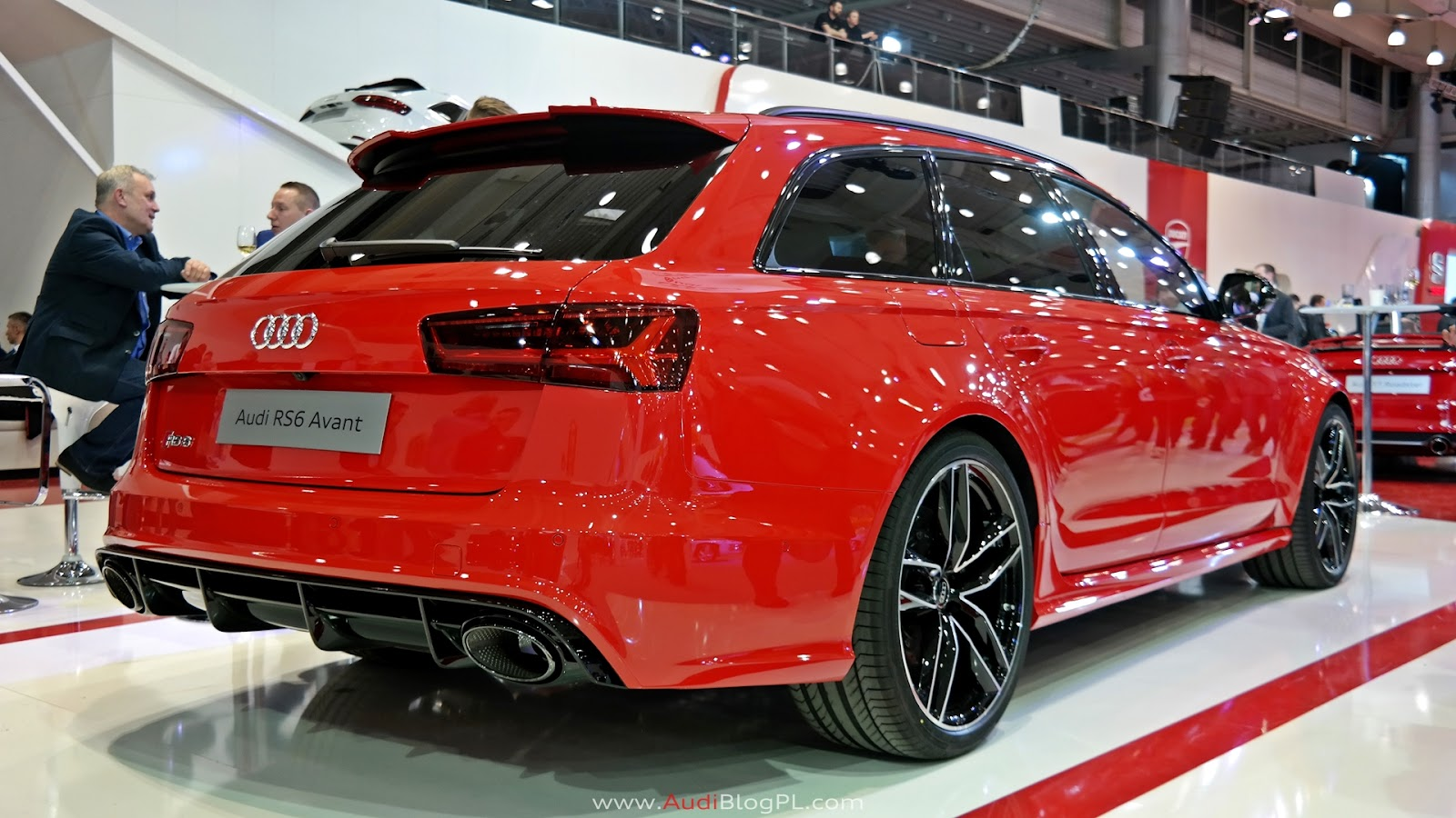 Audi RS6 C7 Facelift