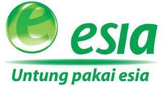 Setting GPRS Esia