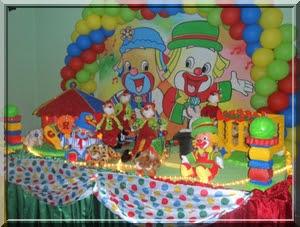 Festa Infantil do Patati Patata