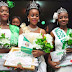 FAITH OYINDAMOLA OYEGBOLA Wins 2014 Miss Green and White Nigeria Pageant
