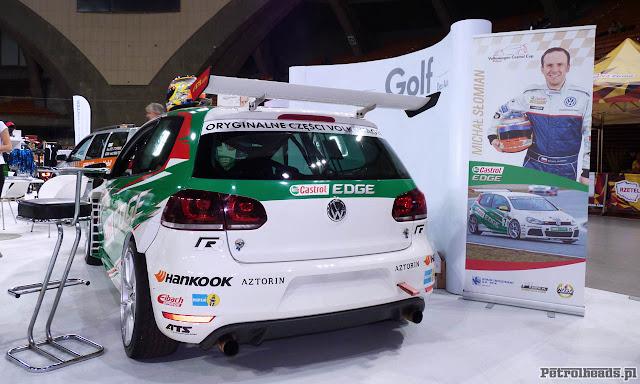 Volkswagen Golf Michala Slomiana - Petrolheads.pl