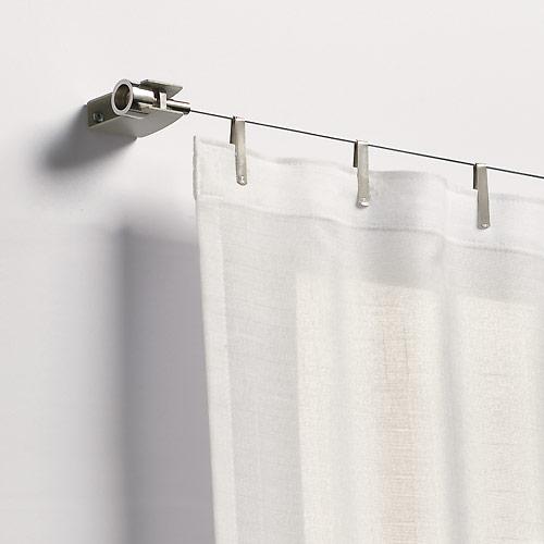 Enboga las cortinas for Ganchos para colgar cortinas
