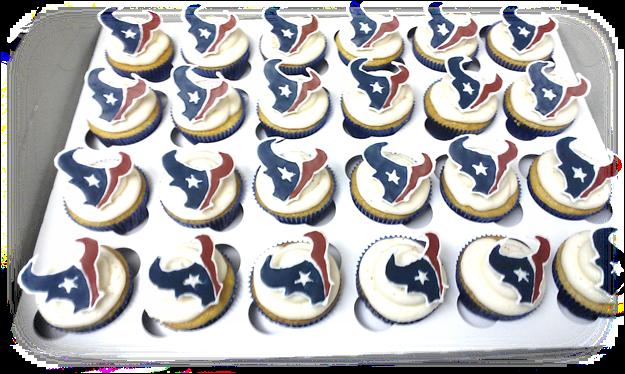 Custom Cupcakes Houston