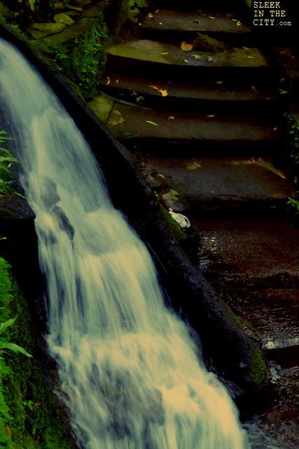 camiguin ardent hot spring mini falls