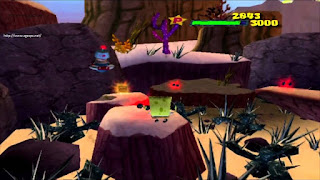 Free Download Games spongebob squarepants the movie PS2 FOR PC Full Version ZGASPC