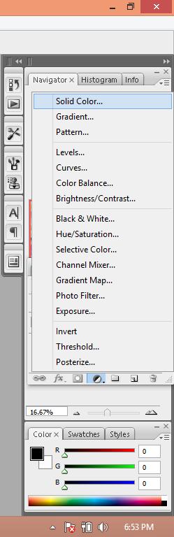 cara belajar how to create tutorial photoshop pemula efek vintage 1
