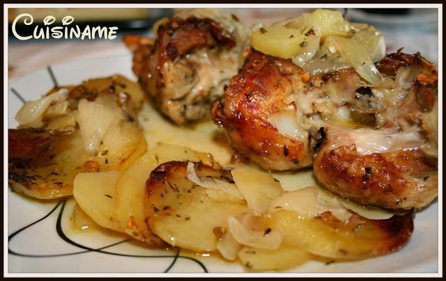 Recetas de cocina cuis name for Cocinar patatas al horno