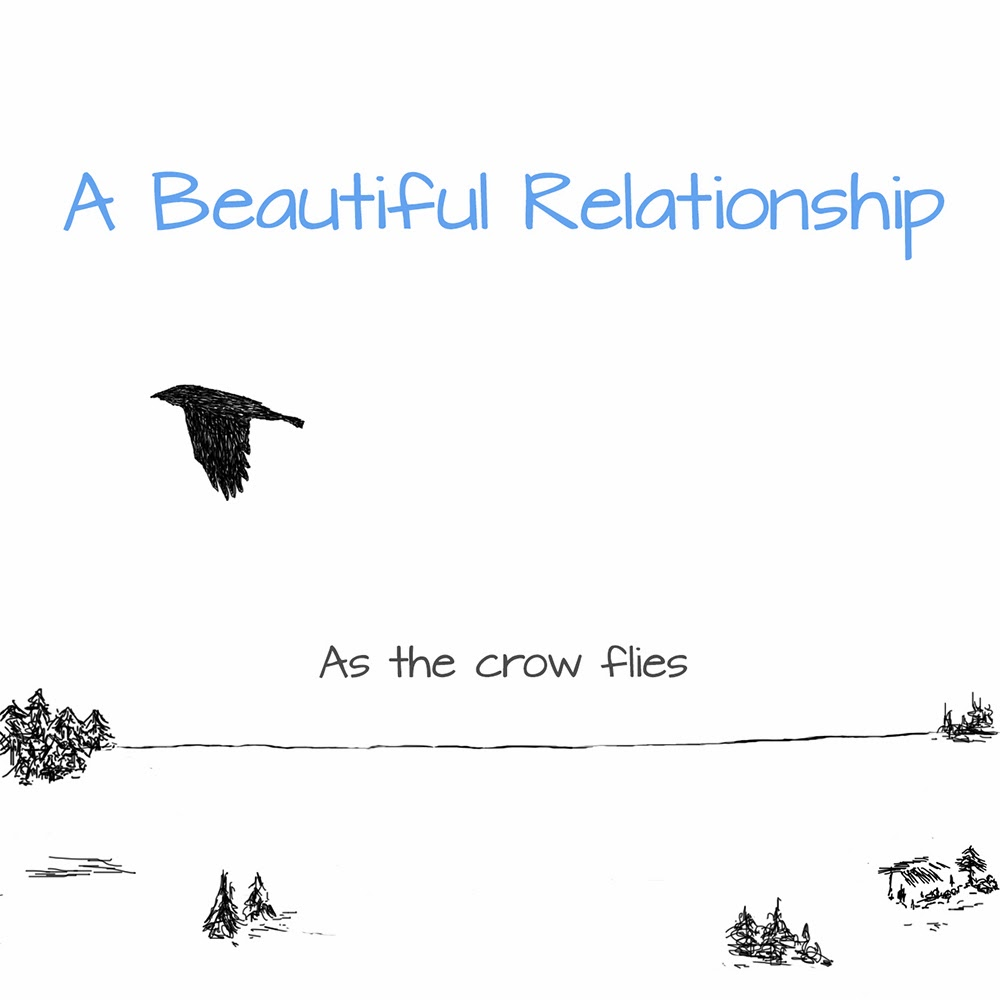 A Beautiful Relationship: As the Crow Flies