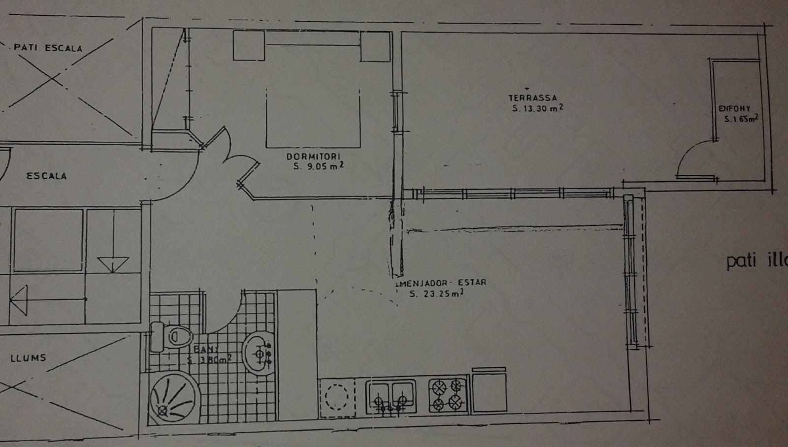 planos low cost: un dormitorio más en casa de eugenia