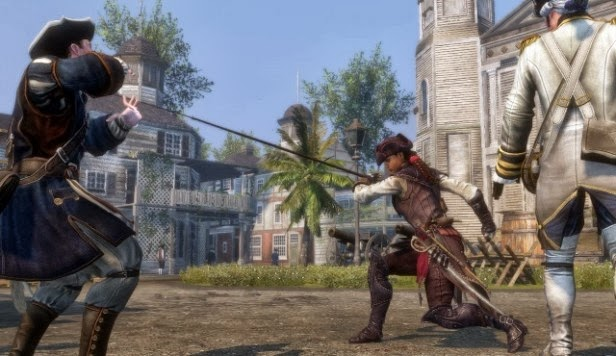 Aveline is the best assassin