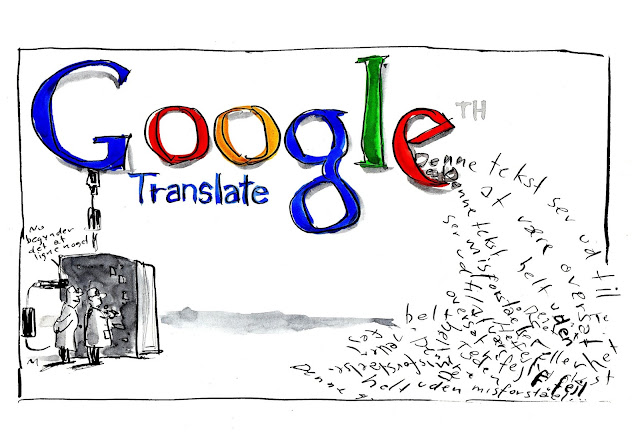 Cara Memasang Google Translate di Blog