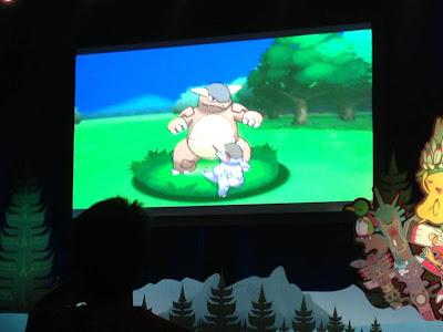 Mega Kangaskhan Pokemon XY